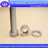 Kundenspezifische nichtstandardisierte Qualitäts-Aluminium-Schraube