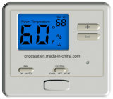 Termostati non programmabili di Digitahi del nuovo di Al della singola fase condizionatore d'aria di CA