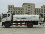 Dongfeng 4X2 10000 Liter van de Tankwagen van het Water met de Vrachtwagen van het Platform van de Lift van de Schaar