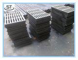 容量40tonsのサイズと火格子を付ける鋳鉄: 500 x 1000年および900 x 1000mm