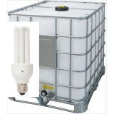 ランプのための白いアクリルの液体の水の基づいた付着力の接着剤