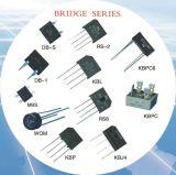 MB6s Brückengleichrichter-Spannungs-Reichweite - 200 bis 1000 Volt