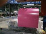 0.32mm Az60 Lack 18μ M PPGL strich Galvalume-Stahlring vor