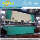 Hydraulische Presse-Bremsen-Maschine mit Bediengeräten E21