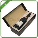 ペーパーギフトのガラスアルコール飲料のびんのパッキングのための包装のワインの精神ボックス