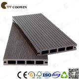 Preço ao ar livre do Decking da madeira plástica de WPC 6X1inch