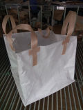 Grand sac faisant le coin en travers blanc