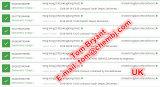 99.15% USP35 Steroid Testosteron Enanthate/Prüfung Enan rohes Puder