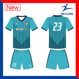 Futebol original Sublimated original Jersey de Healong Tailândia
