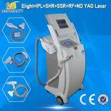 Máquina da beleza da remoção do cabelo do laser do ND YAG do IPL RF (Elight03)