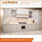 Modern Kitchen Furniture Shaker Style Gabinete de cozinha em madeira maciça