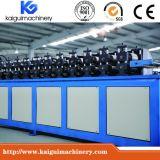 Fábrica real de máquina automática da T-Barra com ferro galvanizado