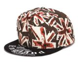 L'Angleterre faite sur commande Snapback estampé par indicateur, chapeau de sport, chapeau de loisirs dans la diverse taille, matériau et modèle