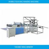 Ybqb Luftblasen-Film-Beutel, der Maschine mit doppeltem Faltblatt herstellt
