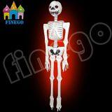 Skelet van de Heks van Halloween van het Ontwerp van de nieuwigheid het Opblaasbare