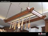 Armadi da cucina personalizzati oggetto d'antiquariato di legno solido di Welbom