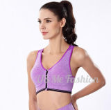 Reggiseno di vendita caldo degli abiti sportivi di yoga di sport stabilito sexy di nudo delle donne