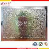 policarbonato 3 4 6 10mm desobstruído folha gravada