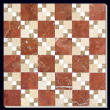 Tuiles de marbre composées de matériau de construction de qualité (TL614)