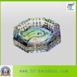 Portacenere di vetro con il buon prezzo Kb-Jh06185