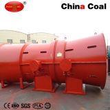 Mina do túnel e de carvão do Fbd que ventila o ventilador de fluxo axial à prova de explosões