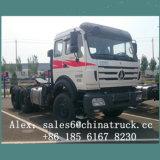 De HoofdVrachtwagen van de Aanhangwagen van het Merk 420HP van Beiben van Benz van het noorden (ND4253B42J)