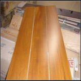 Suelo de madera dirigido teca de múltiples capas