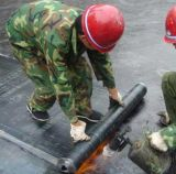 4mm Incendier-sur la membrane imperméable à l'eau de bitume