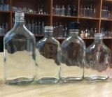 bouteille 250ml/350ml/375ml en verre plate