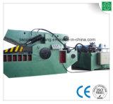 Máquina de corte do metal hidráulico do jacaré para sucatas