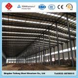De pre-gebouwde Workshop van het Structurele Staal van de groot-Spanwijdte Lichte