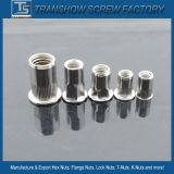 Noix Hex rondes de rivet de l'acier inoxydable M6-M12