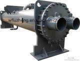 ステンレス製の管のシェルの熱交換器、区域を持つTP304螺線形管の熱交換器
