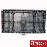 Coffrage en plastique réutilisable en verre de fibre (TP60)
