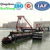 中国の低価格のカッターの吸引の浚渫船