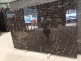 Mattonelle di marmo del Brown delle lastre di marmo di St Laurent