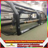 고품질 PVC 주문을 받아서 만들어진 크기 및 로고를 가진 팽창식 야구 타격 연습장