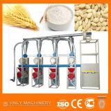Molinería del trigo y surtidor de llavero del proyecto de las empaquetadoras