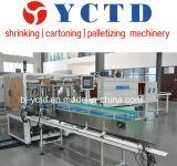 Máquina de embalagem automática do Shrink do frasco do ANIMAL DE ESTIMAÇÃO (15-18packs/min) (YCBS18C)