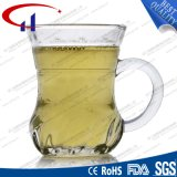 140ml piccola tazza dell'acqua di vetro di silice di disegno (CHM8118)