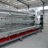 H de Kooi van de Kip van de Batterij van de Laag van het Type voor het Gebruik van het Landbouwbedrijf