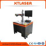 Laser-Metallmarkierungs-Maschine Faser-Laser-20W 30W 50W für Edelstahl