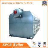 Польностью автоматический боилер горячей воды биомассы с управлением PLC