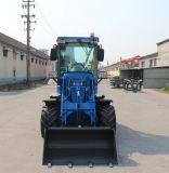 Caricatore idraulico Zl08 della rotella di Wl80 Transmissio mini