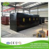Tratamiento embalado subsuperficie del Aguas residuales-Agua para eliminar las aguas residuales de la impresión y del teñido