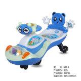 Carro plástico do balanço do bebê dos PP livrado no carro do brinquedo