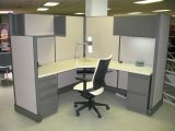 Compartimento grosso contínuo do escritório dos painéis para a mobília de escritório