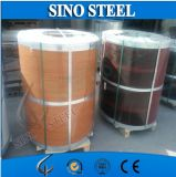 Hölzerne Farbe überzogener Preppainted Stahl mit SGS genehmigt
