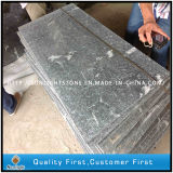 自然なSnow Grey Granite Stone KitchenかBathroom Flooring Tiles
