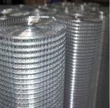 電流を通されるの溶接された金網